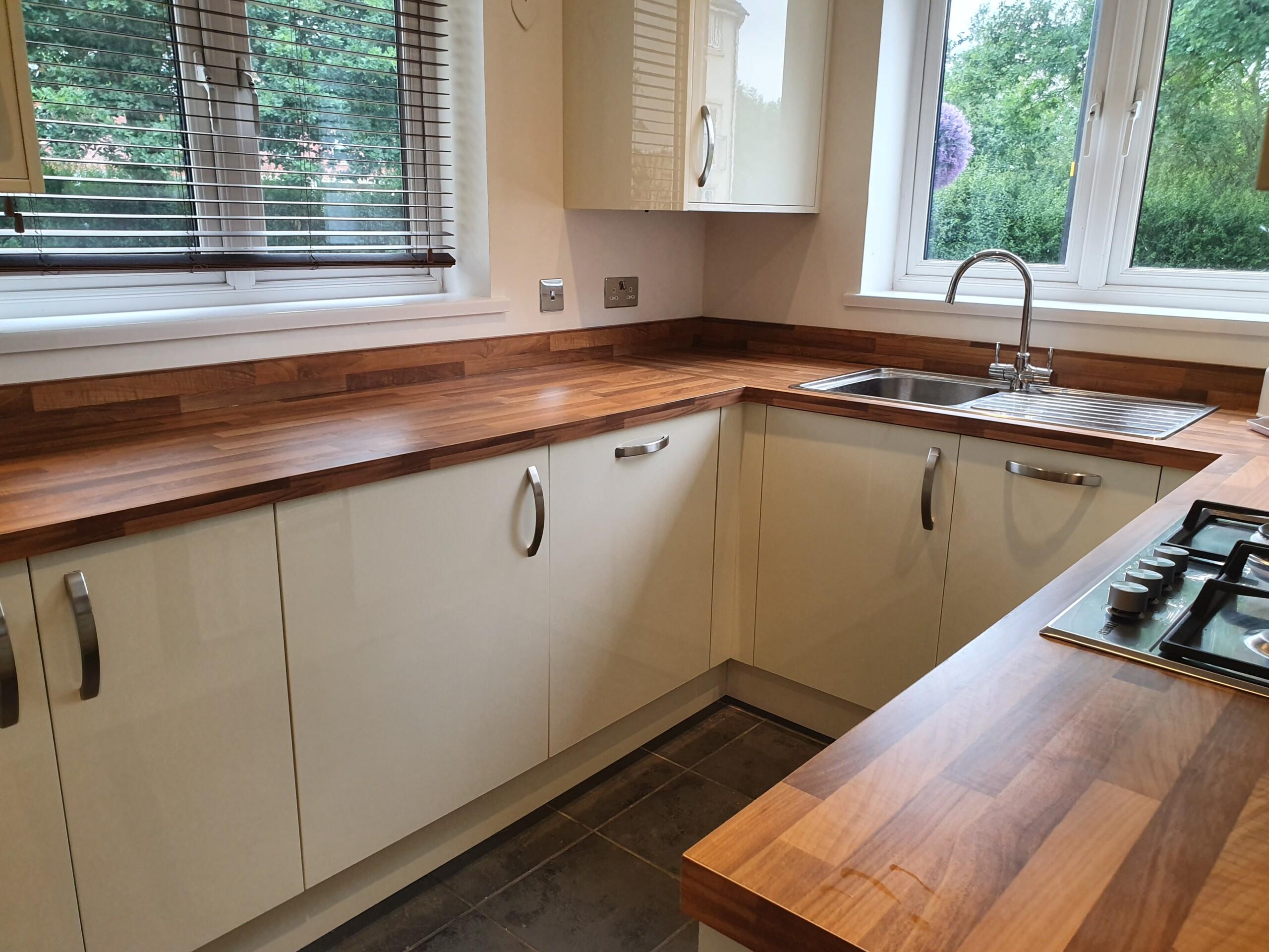 Oakhurst, Swindon, wren kitchen fitted