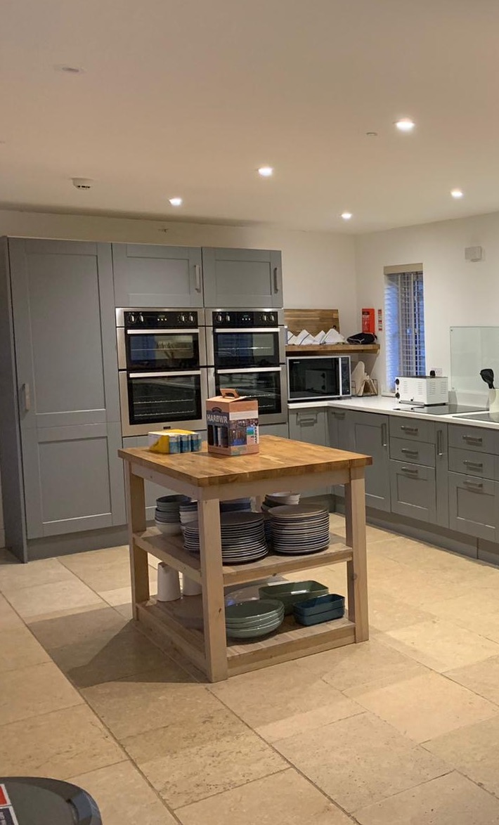 Lechlade Fitted Kitchen