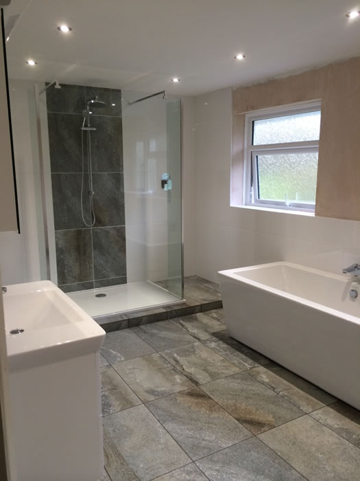 Bathroom Installations Swindon