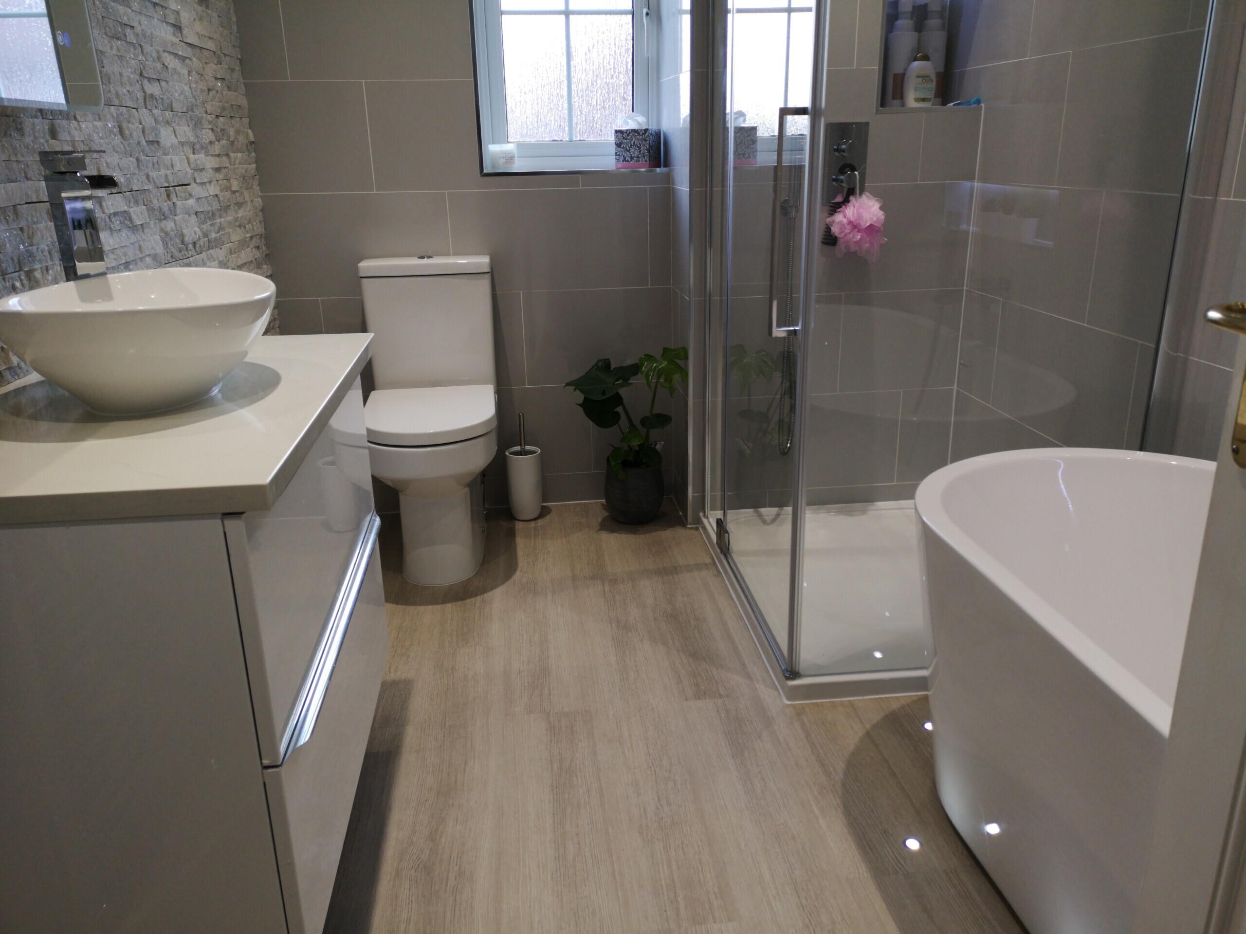 Oakhurst, Bathroom Refit