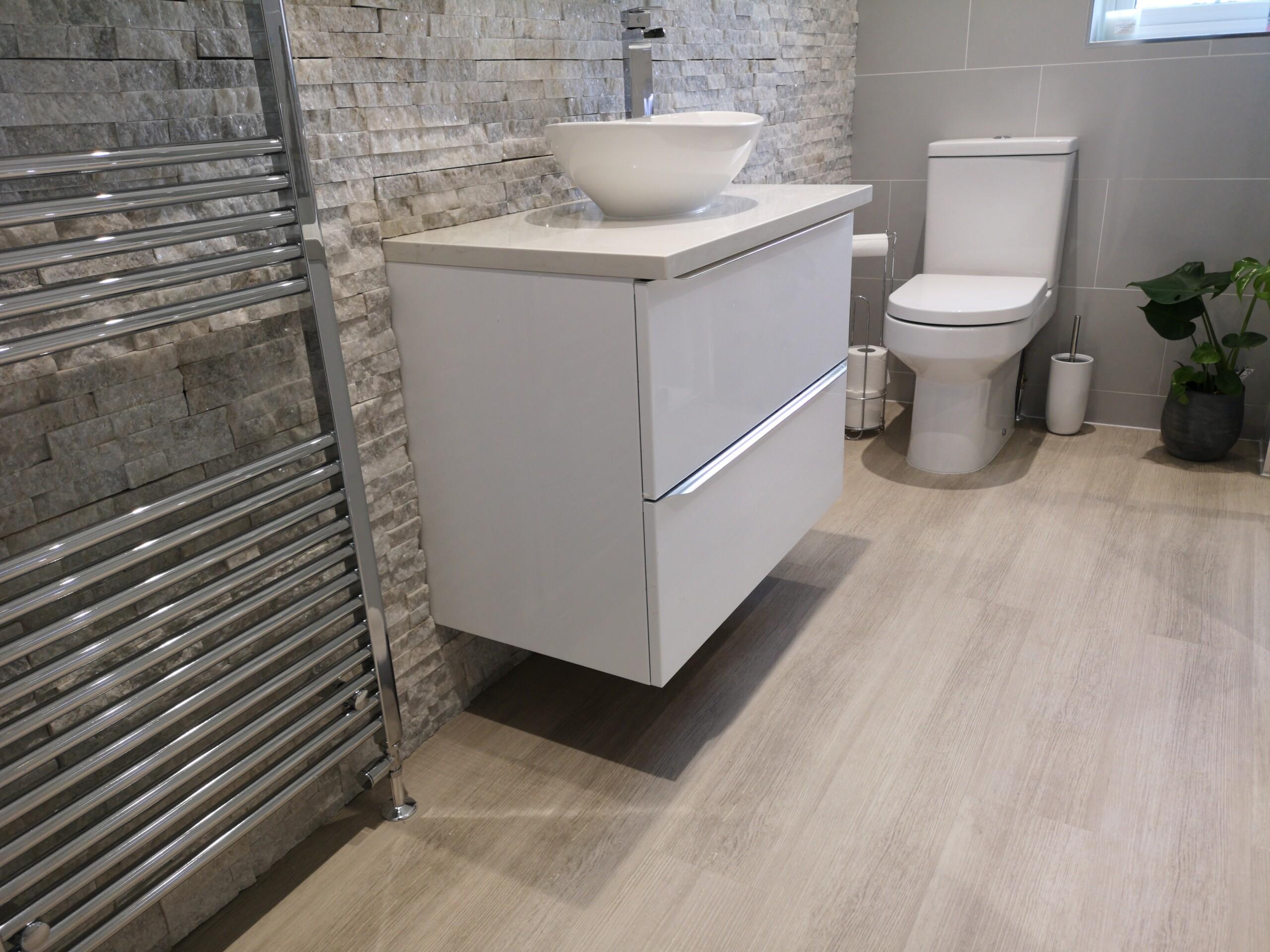 Bathroom Installation by Orbital - Swindon, Wiltshire, Gloucestershire, Bath, Oxford