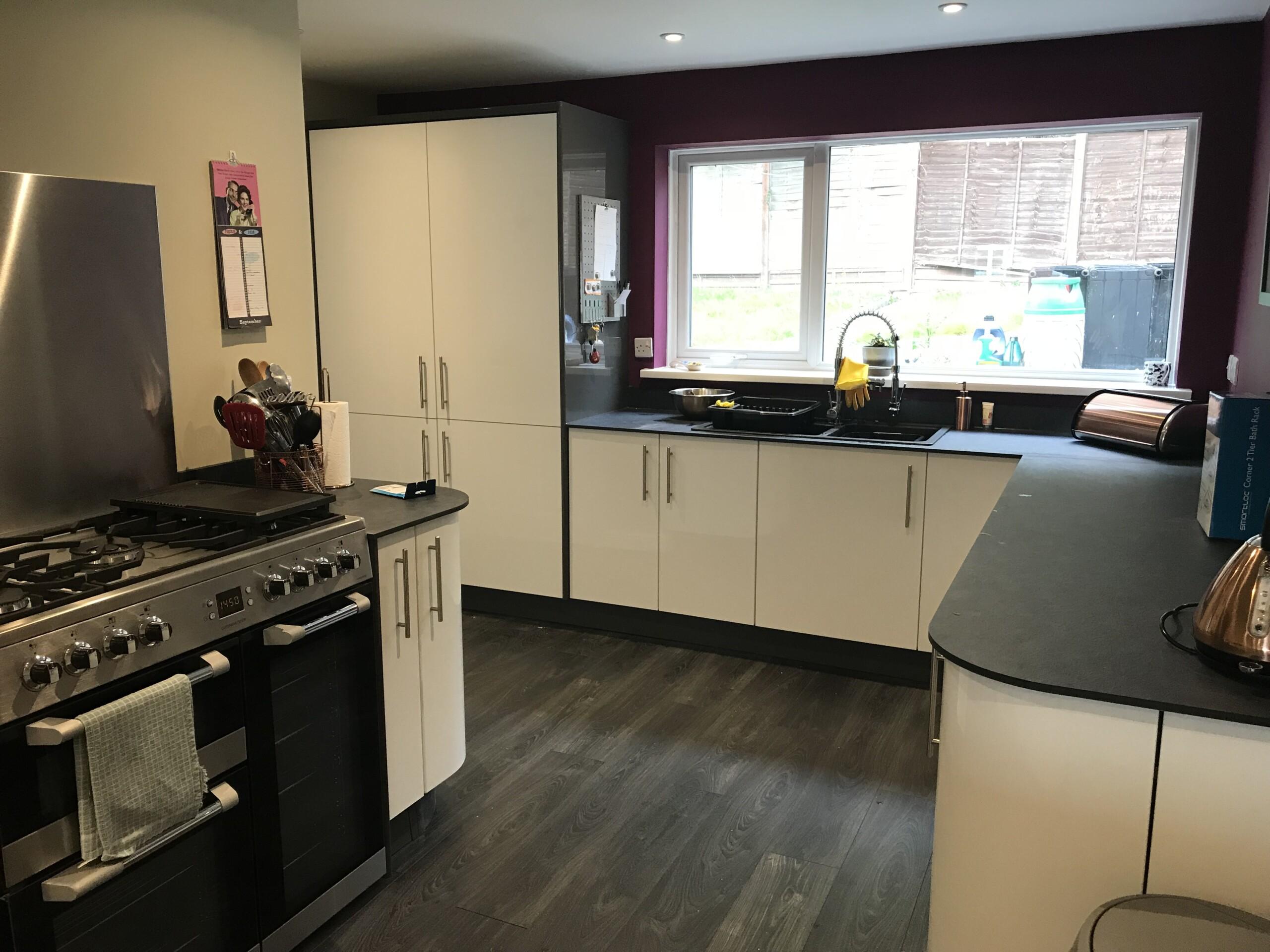 Chippenham Kitchen Install