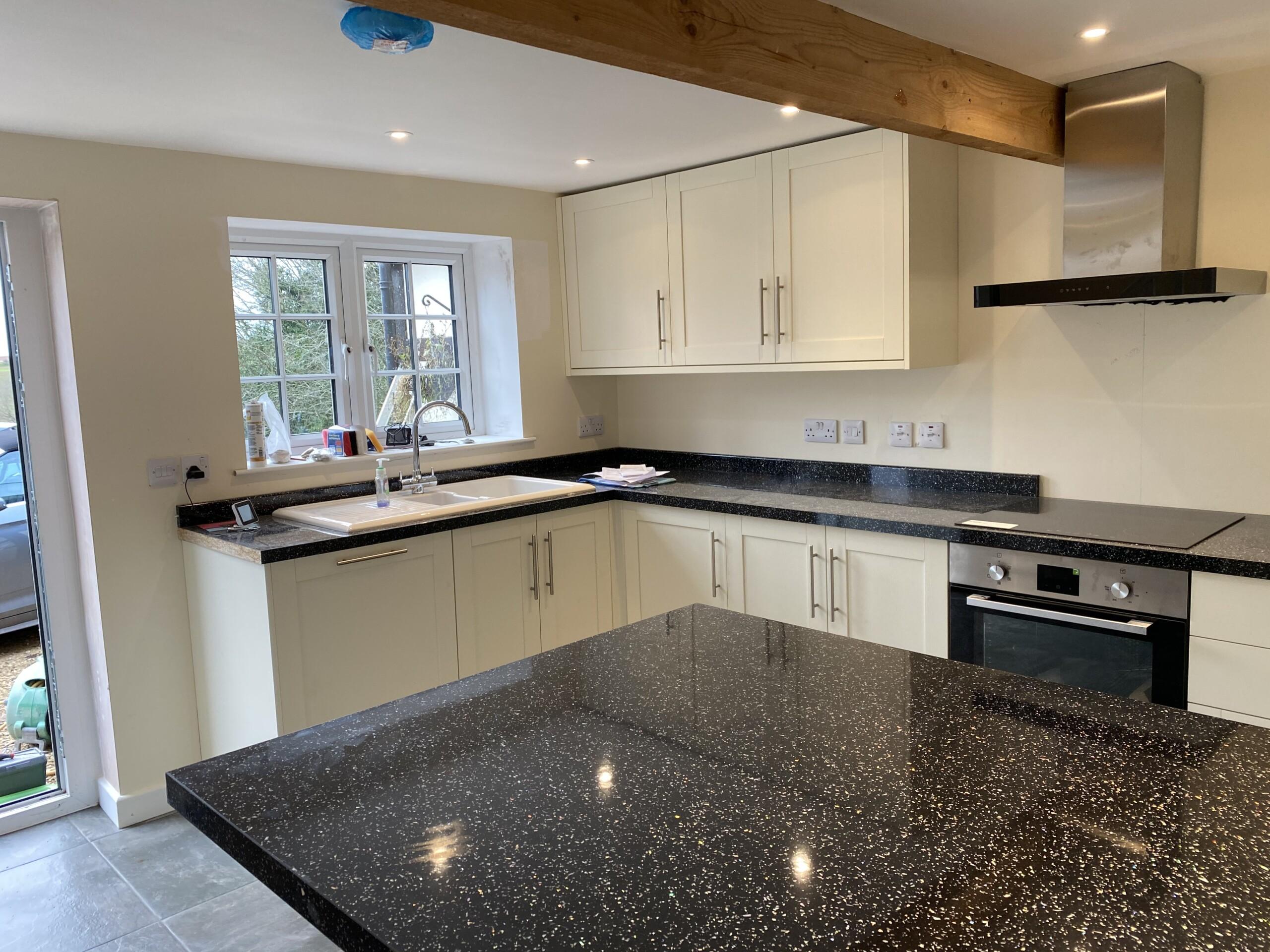 New Kitchen Installation Redmarley, Gloucestershire