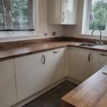 Kitchen installation in Cirencester by kitchen fitters orbital Kitchens & bathrooms