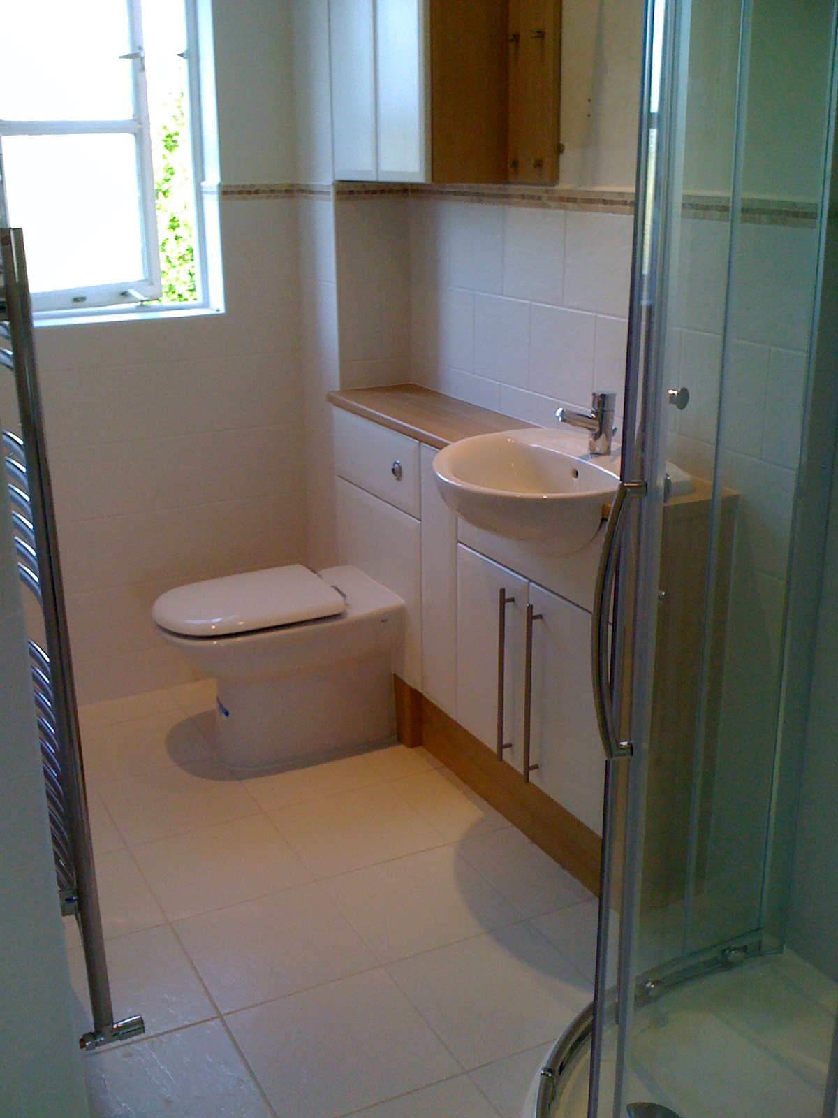 Bathroom fitting Swindon